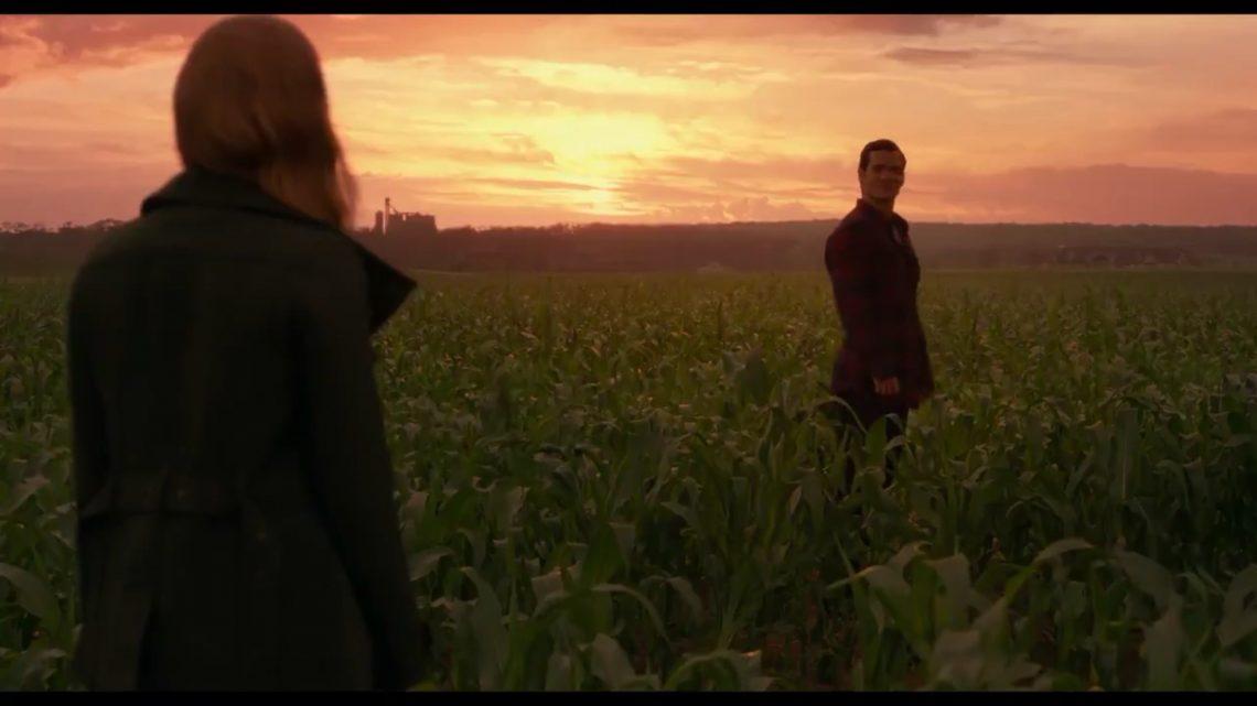 Στο νέο trailer της Justice League σκάει μύτη ο Superman! - Roxx.gr