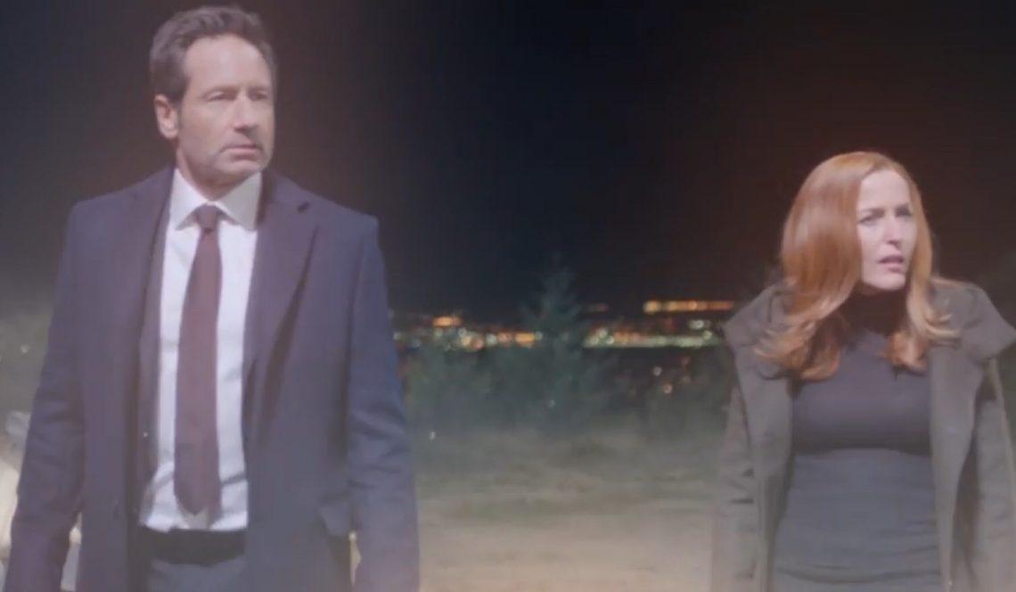Το πρώτο trailer για την επιστροφή των X-Files είναι εδώ! - Roxx.gr