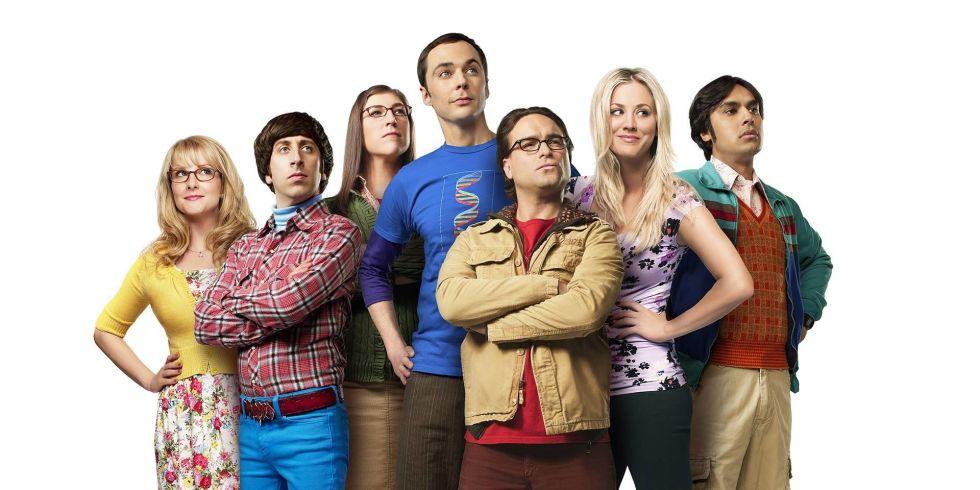 Το τέλος του Big Bang Theory είναι πολύ κοντά - Roxx.gr