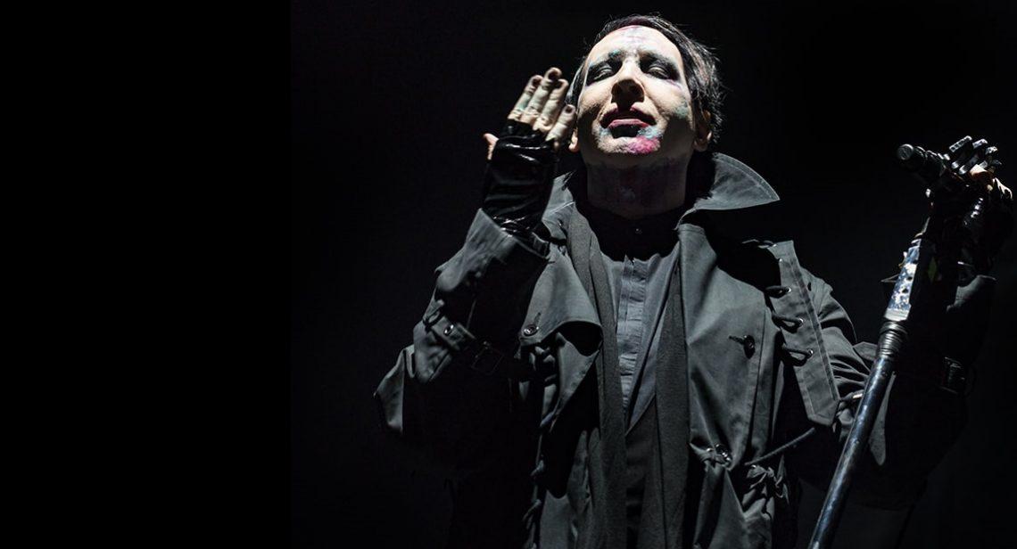 Ακούστε ολόκληρο το νέο άλμπουμ του Marilyn Manson - Roxx.gr