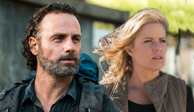 Το Walking Dead θα κάνει crossover με το Fear The Walking Dead! - Roxx.gr