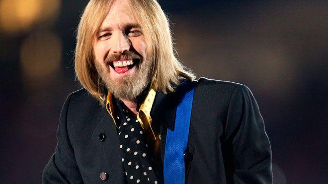 Πέθανε από ανακοπή καρδιάς ο Tom Petty - Roxx.gr