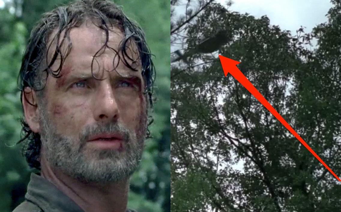 Τι παίζει επιτέλους με το ελικόπτερο στο Walking Dead; - Roxx.gr