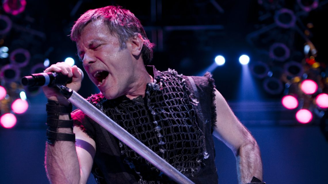 O Bruce Dickinson δεν θέλει να μπουν οι Iron Maiden στο Rock And Roll Hall Of Fame - Roxx.gr