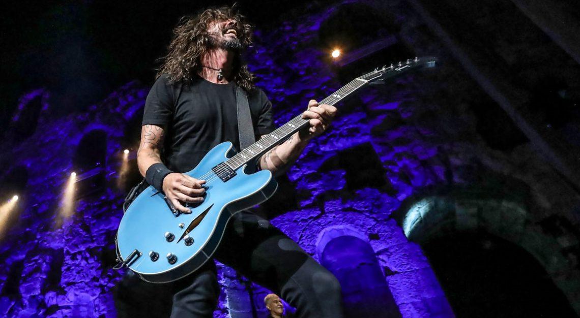 Δείτε ολόκληρη την εκπομπή με την εμφάνιση των Foo Fighters στο Ηρώδειο! - Roxx.gr