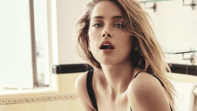 Πριν την Justice League η Amber Heard ανάβει φωτιές με τη νέα της φωτογράφιση - Roxx.gr