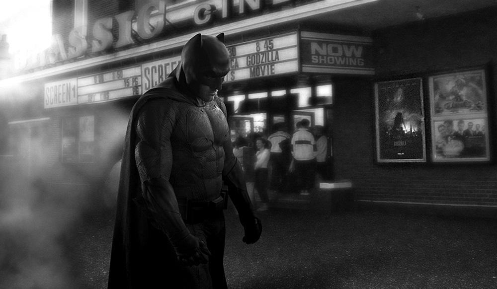 Κλάμα: Ο Batman έχει ντέρτια και διασκευάζει το Sound of Silence - Roxx.gr