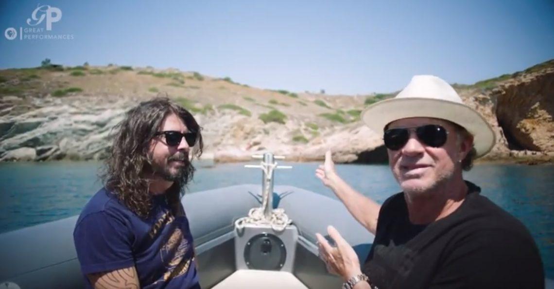 Ο Dave Grohl έκανε… Έλληνες τον Freddie Mercury και τον John Bonham - Roxx.gr