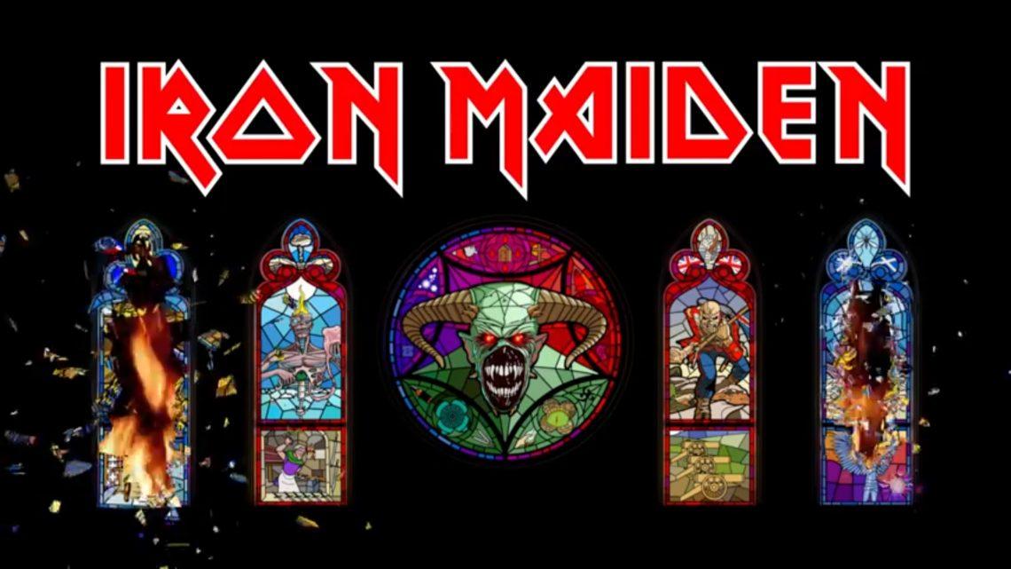 Κάτι θα ανακοινώσουν οι Iron Maiden την Δευτέρα! - Roxx.gr