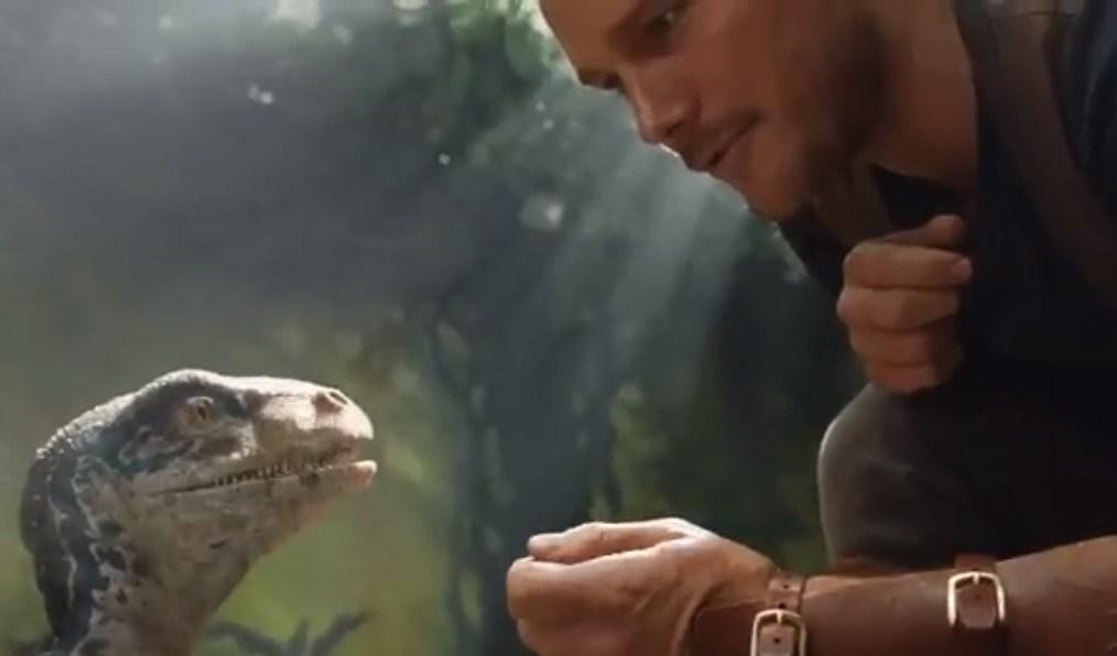 H πρώτη γεύση από το νέο Jurassic World είναι εδώ! - Roxx.gr
