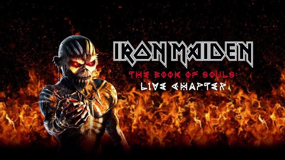 Απολαύστε ξανά και ξανά το Book of Souls Live Chapter των Iron Maiden στο youtube - Roxx.gr