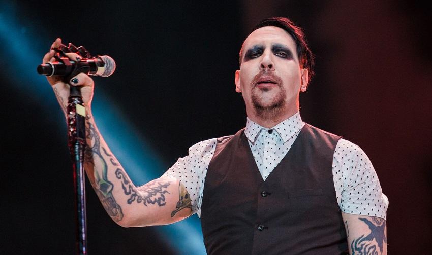 Marilyn Manson: Tον τελείωσε  η δισκογραφική του – Αρνείται τις κατηγορίες - Roxx.gr