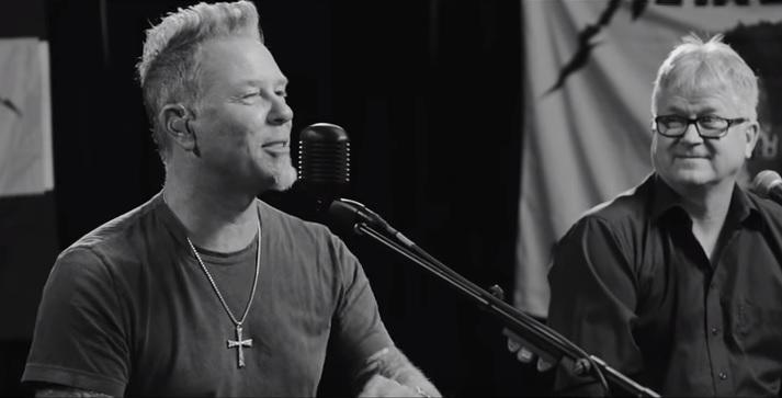 Αυτό το βίντεο με τους Metallica να μιλούν για το Master of Puppets πρέπει να το δείτε! - Roxx.gr