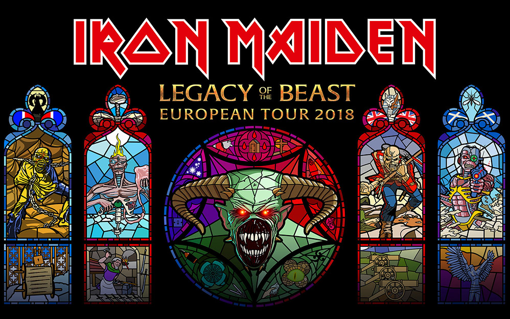 Η πρώτη αντίδραση όταν μαθαίνεις ότι οι Iron Maiden επιστρέφουν στην Ελλάδα! - Roxx.gr