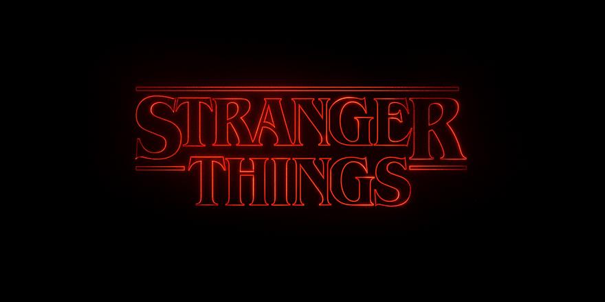 Το Netflix παρουσίασε μία τεράστια εκδοχή των τίτλων αρχής του Stranger Things - Roxx.gr