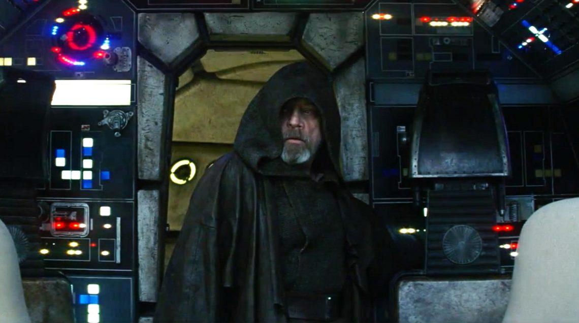 Ο Luke Skywalker ανεβαίνει ξανά στο Millennium Falcon Falcon στο νέο teaser του Star Wars - Roxx.gr
