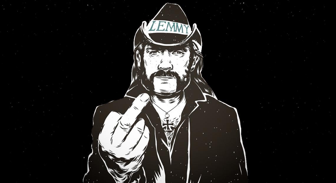 Δύο χρόνια χωρίς τον Lemmy; Δεν πεθαίνει ρε ο Lemmy! - Roxx.gr