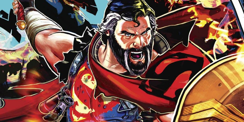 ΣΟΚ: O Superman σκοτώνει τον Batman στο New Order της DC! - Roxx.gr