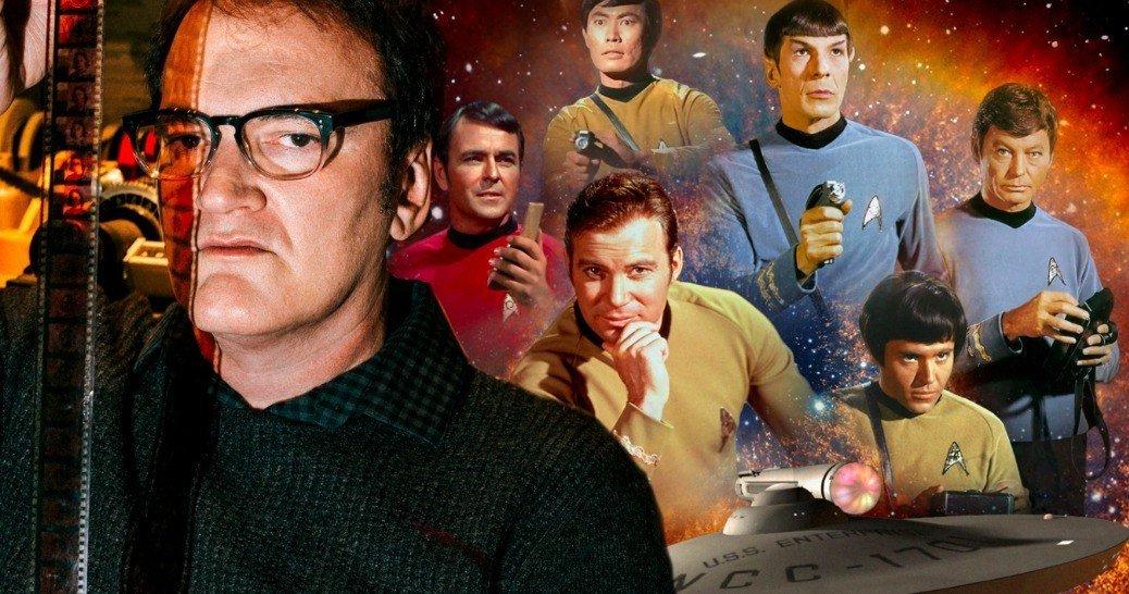 Ο Ταραντίνο θέλει να σκηνοθετήσει ταινία του Star Trek! - Roxx.gr