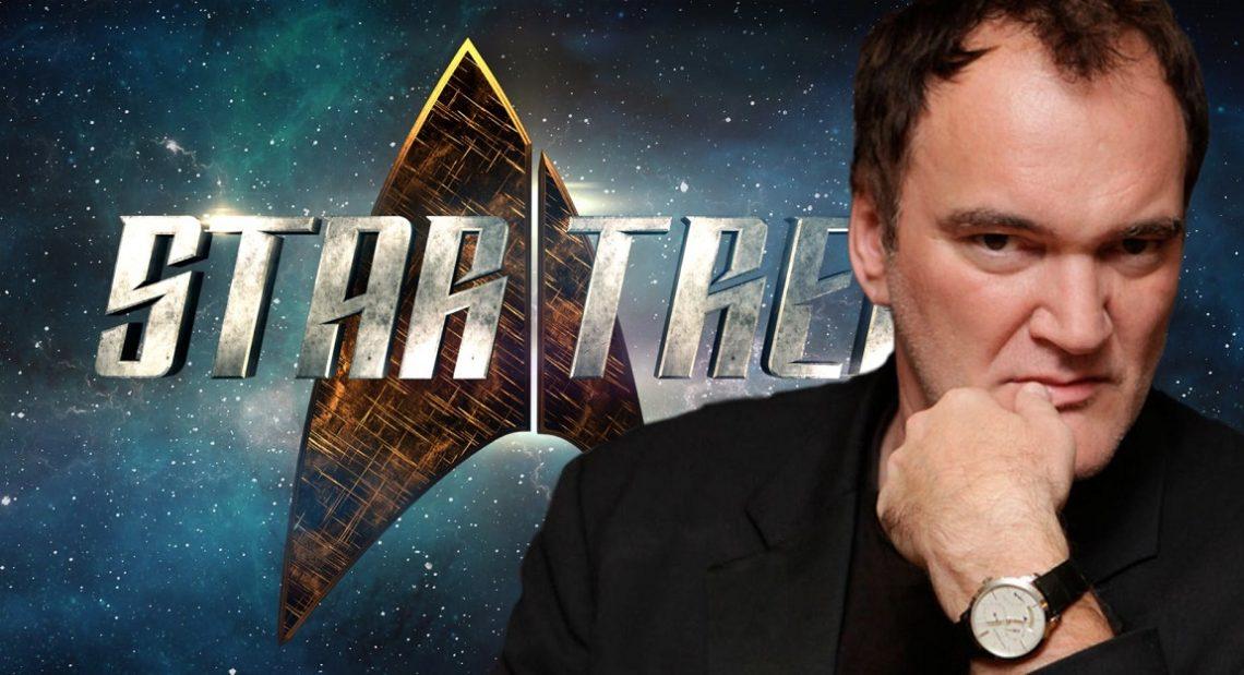 Ζούμε σε παράλληλο σύμπαν: Ο Ταραντίνο προχωράει με την ταινία του Star Trek και μάλιστα θα είναι R-Rated - Roxx.gr