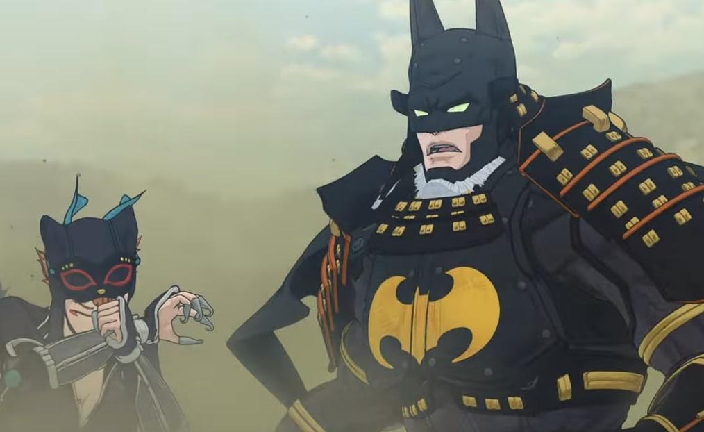 Αυτά είναι: O Batman έγινε νίντζα σε νέα γιαπωνέζικη anime μεταφορά - Roxx.gr