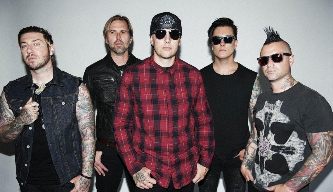 Ακουστικό άλμπουμ θα κυκλοφορήσουν την Παρασκευή οι Avenged Sevenfold - Roxx.gr