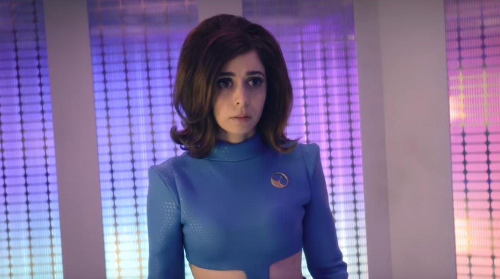 To τελευταίο trailer για το Black Mirror μοιάζει με παρωδία του Star Trek - Roxx.gr