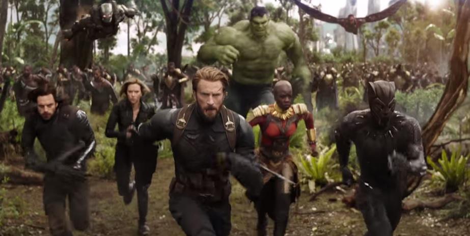 Διέλυσε το ρεκόρ του IT το trailer για το Infinity War των Avengers - Roxx.gr