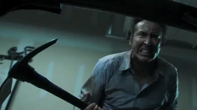 Ο Nicolas Cage τρελαίνεται και προσπαθεί να σκοτώσει τα παιδιά του! - Roxx.gr