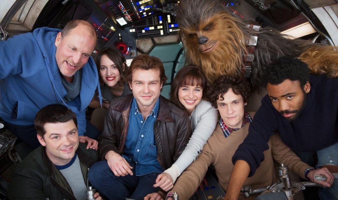 Είναι αυτό το πρώτο επίσημο πόστερ της ταινίας του Star Wars για τον Han Solo; - Roxx.gr