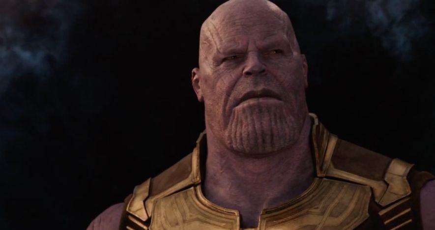 Αποκαλύφθηκε η πανοπλία του Thanos στο Infinity War των Avengers - Roxx.gr