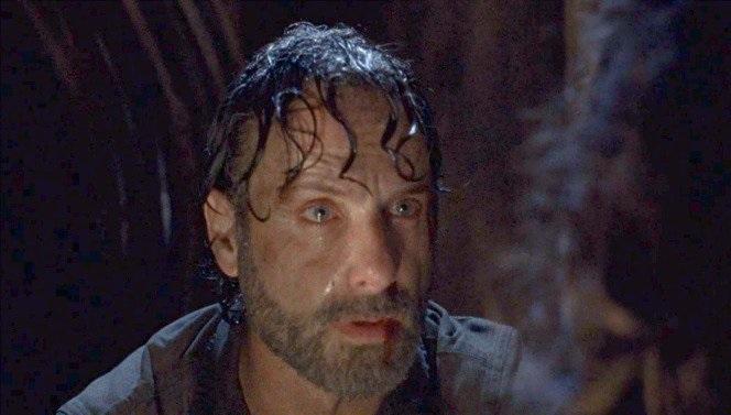 Ανακοινώθηκε το τελευταίο επεισόδιο του Ρικ στο Walking Dead - Roxx.gr