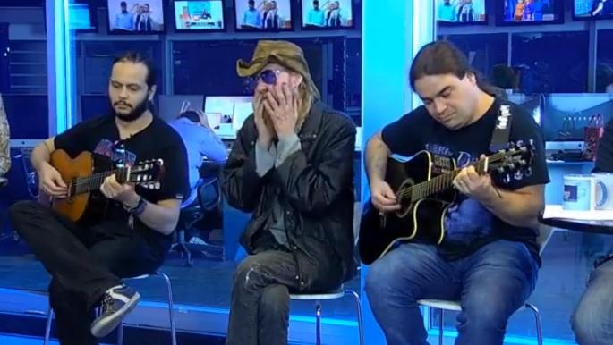 Δείτε τον Warrel Dane να ερμηνεύει τραγούδια των Nevermore λίγες ημέρες πριν τον θάνατο του - Roxx.gr