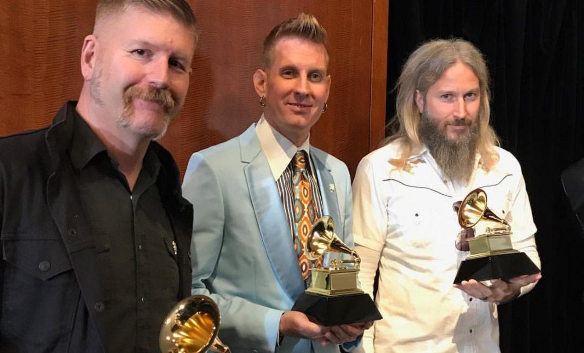 Στους Mastodon το metal βραβείο Grammy - Roxx.gr