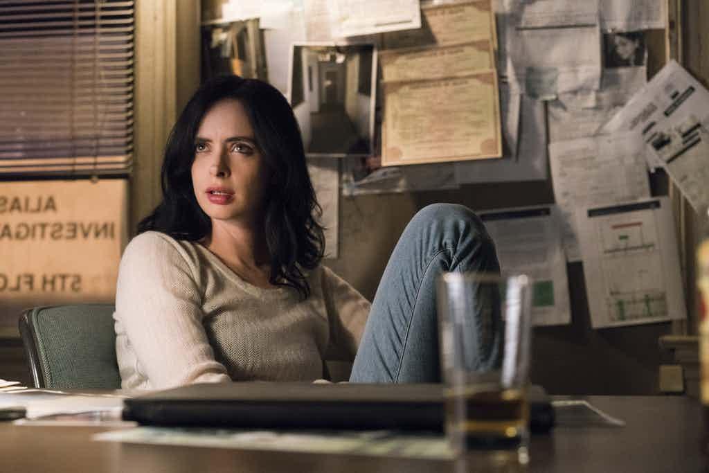 Οι πρώτες σκέψεις για την 2η σεζόν της Jessica Jones - Roxx.gr
