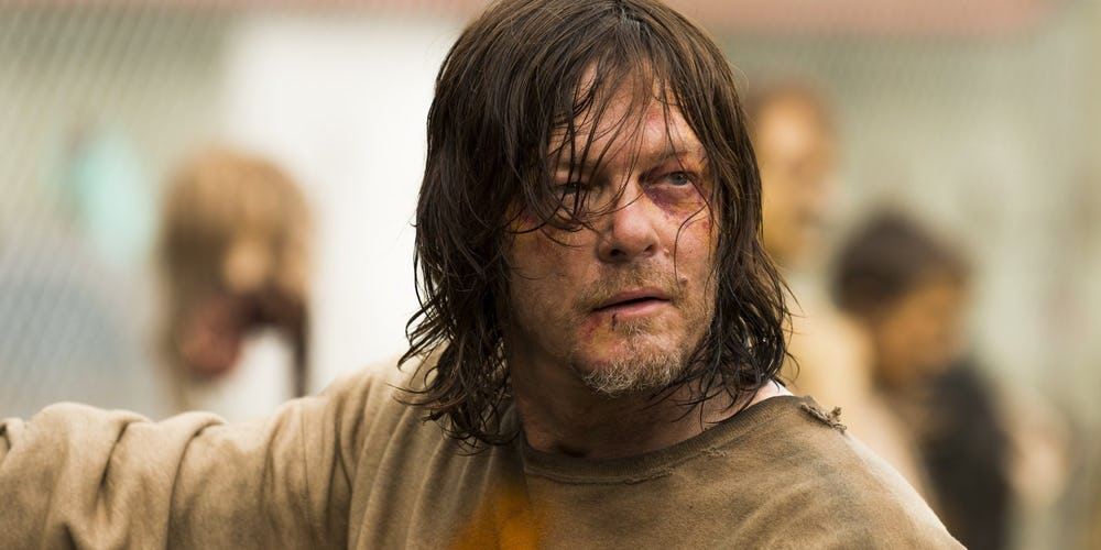 O Ντάριλ είναι τρομερά δυσαρεστημένος με αυτό που συνέβη στο Walking Dead - Roxx.gr