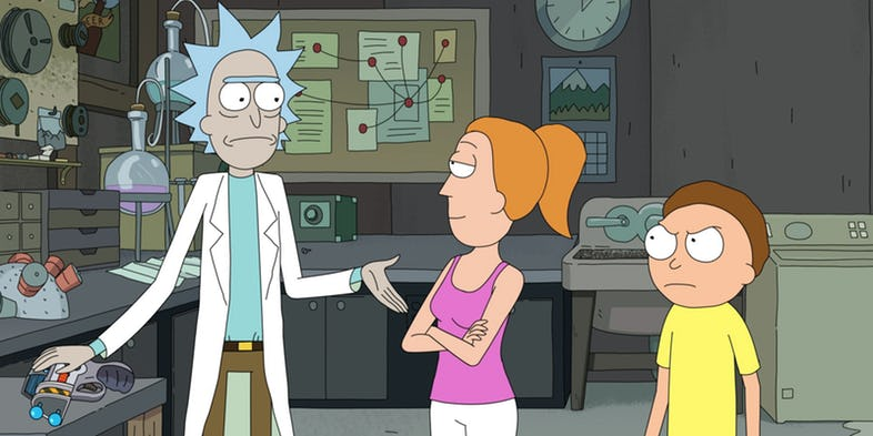 Θα χρειαστεί να περιμένουμε πολύ για την 4η σεζόν του Rick and Morty - Roxx.gr