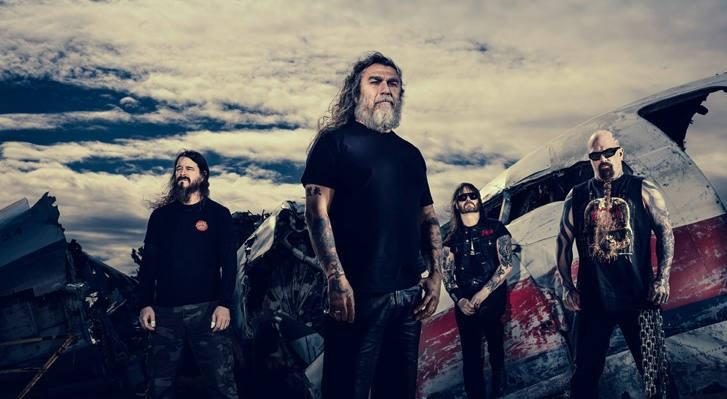 Οι Slayer στην Ελλάδα τον Ιούλιο! - Roxx.gr