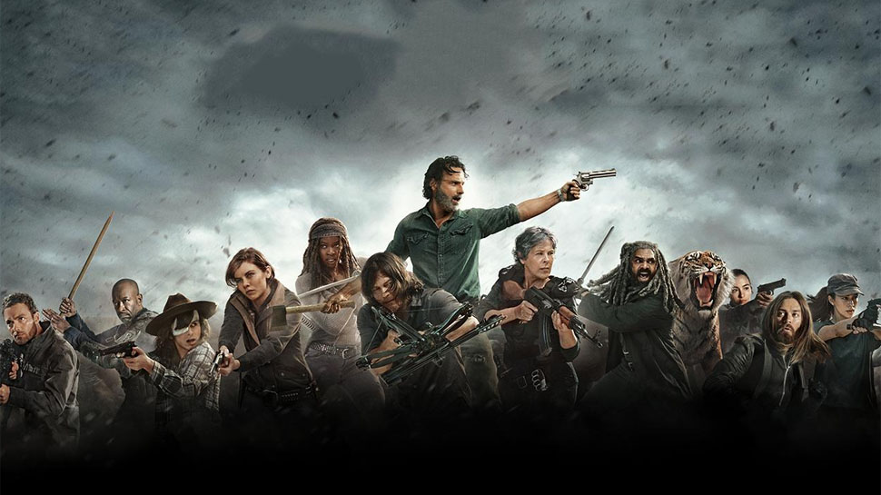 Άλλαξε «αφεντικό» το Walking Dead και ανανεώθηκε για 9η σεζόν - Roxx.gr