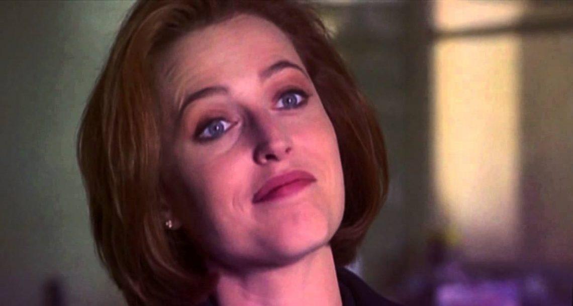 Οριστικό: Τέλος η Σκάλι από τα X-Files - Roxx.gr