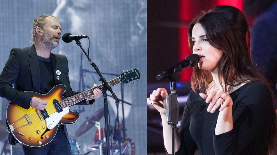 Οι Radiohead αρνούνται ότι έκαναν μήνυση στη Lana Del Rey για το Creep - Roxx.gr