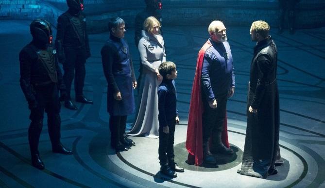 Αυτός είναι ο παππούς του Superman στο Krypton! - Roxx.gr