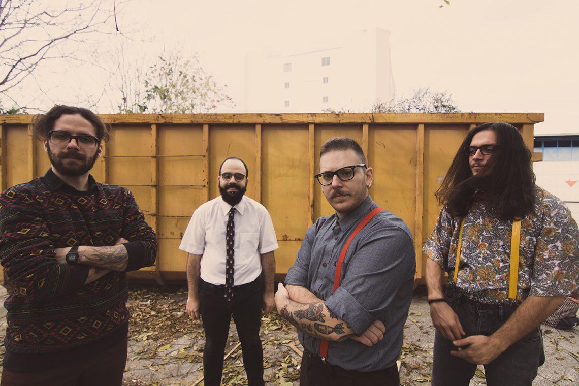 Οι Black Hat Bones παρουσιάζουν το νέο τους EP στο An Club - Roxx.gr