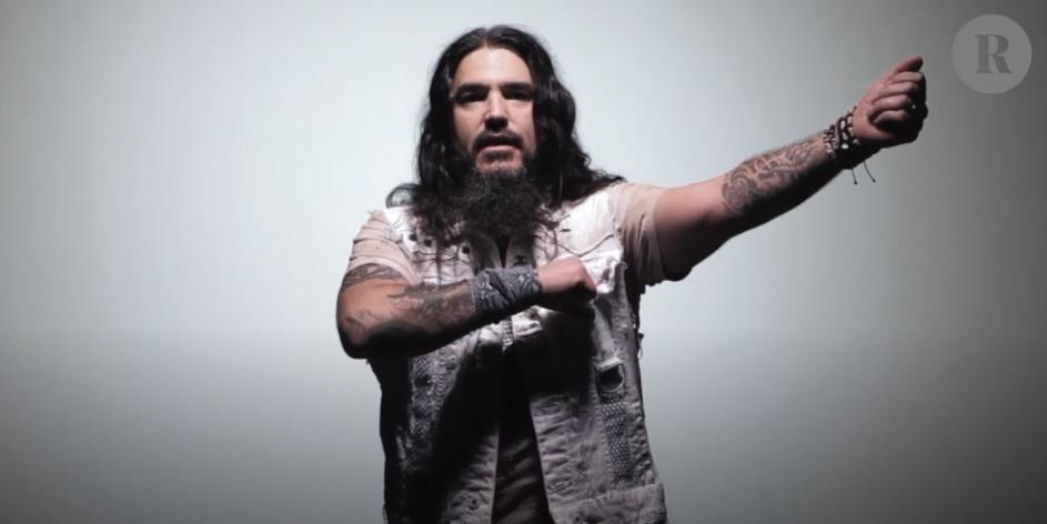 Αυτό το βίντεο με τον Robb Flynn να απαγγέλει το νέο τραγούδι των Machine Head είναι απλά παράξενο - Roxx.gr