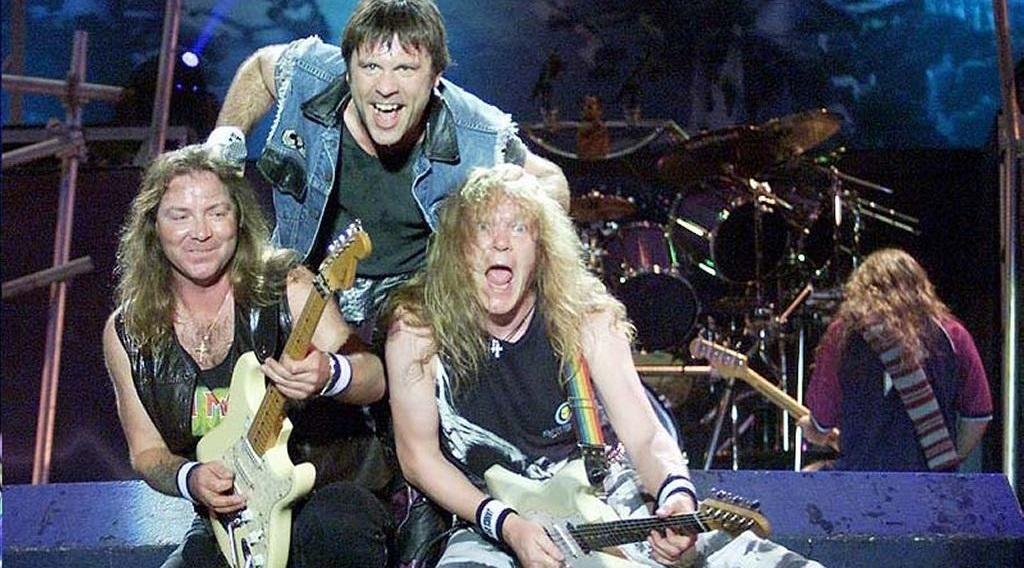 Iron Maiden: Πίσω από Foo Fighters, Tina Turner και Fela Kuti στην ψηφοφορία για το Rock and Roll Hall of Fame - Roxx.gr
