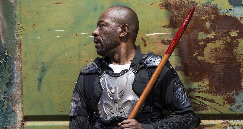 Οι πρώτες εικόνες από τον Μόργκαν στο Fear The Walking Dead - Roxx.gr
