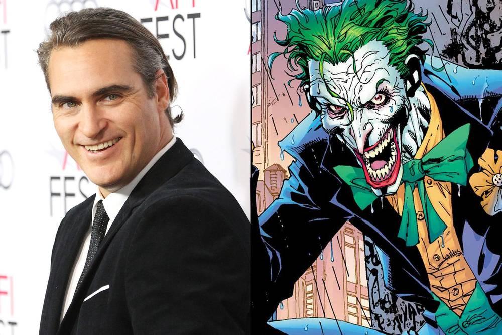 Ο Γιοακίν Φίνιξ φαβορί για τον ρόλο του Joker - Roxx.gr