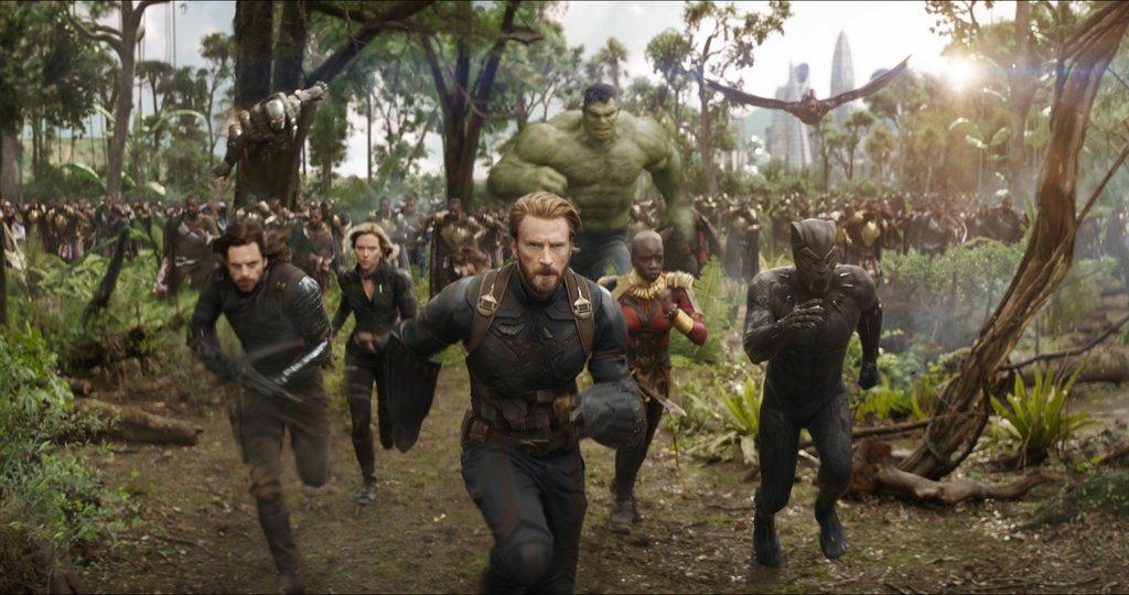 Έκκληση από τους σκηνοθέτες του Infinity War προς τους θεατές: Όχι spoiler! - Roxx.gr