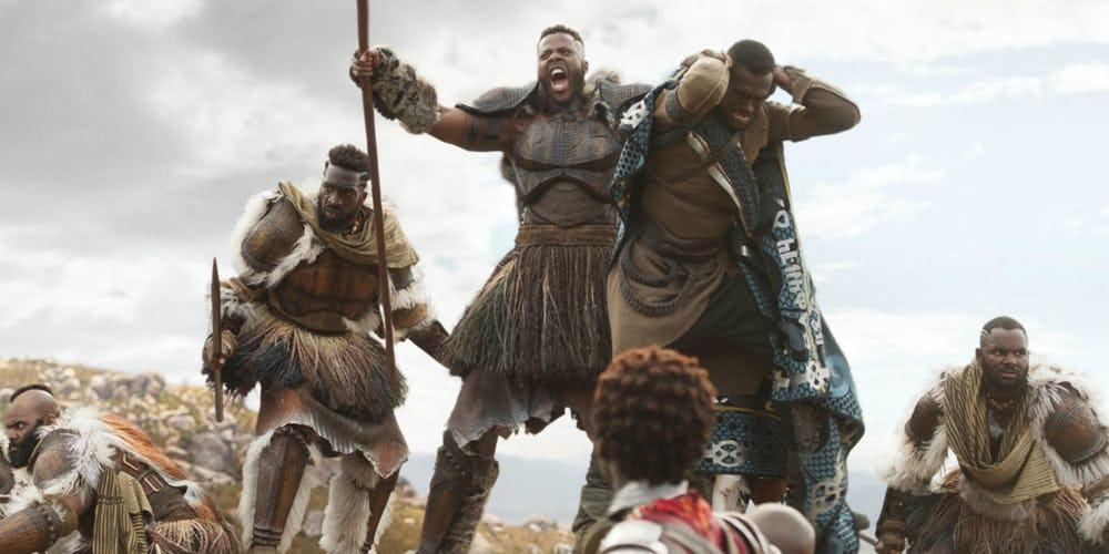 Σάρωσε ξανά το Black Panther στη 2η εβδομάδα προβολής του - Roxx.gr