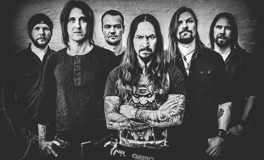 Με άρωμα Tuonela το νέο τραγούδι των Amorphis! - Roxx.gr